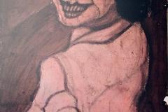Pietro Ghizzardi- Donna di profilo