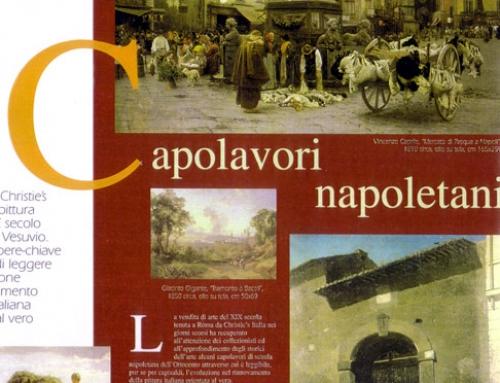 """2002, 2002-2003, dicembre – gennaio, Capolavori napoletani, in """"STILEarte"""", A.VII N.64, pp. 22-23"""