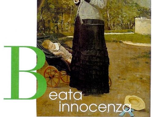 """2004, maggio, Beata innocenza, in """"STILEarte"""", A. IX N.78, p.18"""