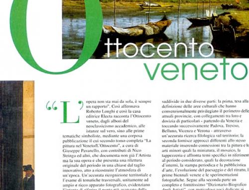 """2004, marzo, Ottocento veneto, in """"STILEarte"""", A. IX N.76, pp.24-25"""