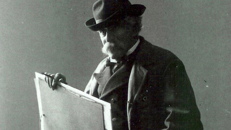 Biografia e opere di Giovanni Fattori | Archivio Baboni